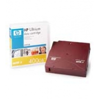 HP LTO Ultrium 200/400GB Tape