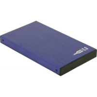 DeLock Harddisk Boks 2,5'' PATA-IDE Aluminium