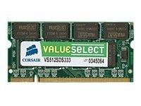 Corsair DDR PC400 1 GB CL3 SO-DIMM