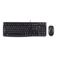 Logitech Desktop MK120 Nordic
