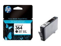 HP Photo Black Inkjet Cartridge No.364 (CB317EE)