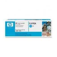 HP Cyan Laser Toner (C4192A)