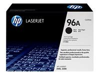 HP Black Laser Toner (C4096A)