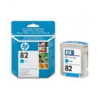 HP #82 Cyan Inkjet Cartridge (C4911A)