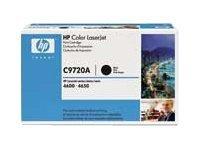 HP Black Laser Toner (C9720A / 641A)