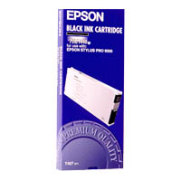 Epson Black Inkjet Cartridge (C13T407011)