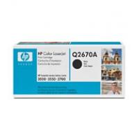HP Black Laser Toner (Q2670A / 308A)