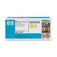 HP Yellow Laser Toner (Q2672A / 309A)