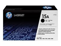 HP Black Laser Toner (C7115A)