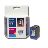 HP Color Inkjet Cartridge No.57 (C6657AE)