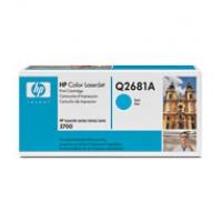 HP Color laserjet Cyan Q2681A