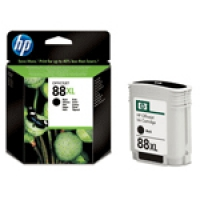 HP Black Inkjet Cartridge No.88XL (C9396AE)
