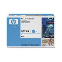 HP Cyan Laser Toner (Q5951A / 643A)