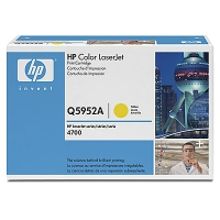 HP Yellow Laser Toner (Q5952A / 643A)