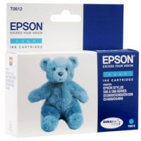 Epson Cyan Ink Cartridge (T061240)