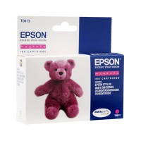 Epson Magenta Ink Cartridge (T061340)