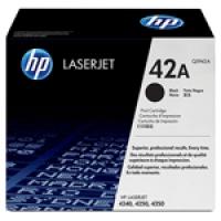 HP Black Laser Toner (Q5942A)