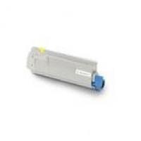 OKI Yellow Laser Toner (43381905)