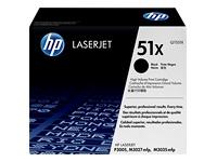 HP Toner Q7551X black
