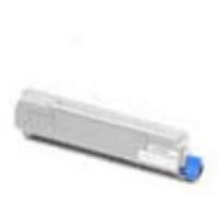 OKI Cyan Laser Toner (43487711)