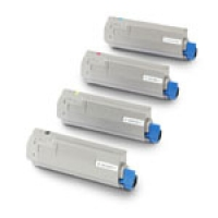 OKI Magenta Laser Toner (43865722)