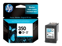 HP 350 Ink black Vivera OfficeJet J5780 J5785