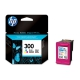 HP #300 Color Inkjet Cartridge (CC643EE)