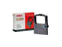 OKI Black Ribbon (09002303) Microline