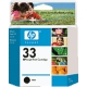 HP #33 Black Inkjet Cartridge (51633ME)