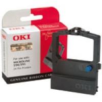 OKI Black Ribbon (09002316)