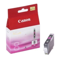 Canon Magenta Inkjet Cartridge (CLI-8M)