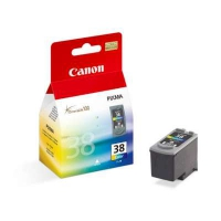 Canon Color Inkjet Cartridge (CL-38)