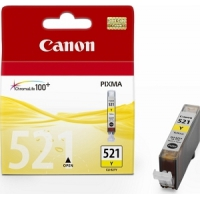 CANON CLI-521 ink yellow
