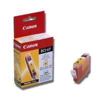 Canon Yellow Inkjet Cartridge (BCI-6Y)