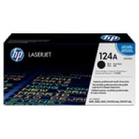 HP Black Laser Toner (Q6000A / 124A)