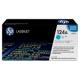 HP Cyan Laser Toner (Q6001A / 124A)