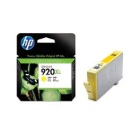 HP Yellow Inkjet Cartridge No.920XL (CD974AE)