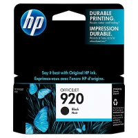HP Black Inkjet Cartridge No.920 (CD971AE)