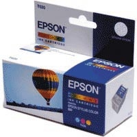 Epson Color Ink Cartridge (T020401)