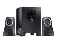 LOGITECH Z313 Speaker 2.1 black