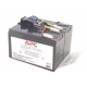 APC replacement battery RBC48