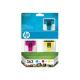 HP 3 Color Inkjet Bundle No.363 (CB333EE)
