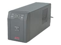 APC SmartUPS SC 620VA 230V black