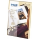 EPSON photopaper glossy premium 10x15 40 ark