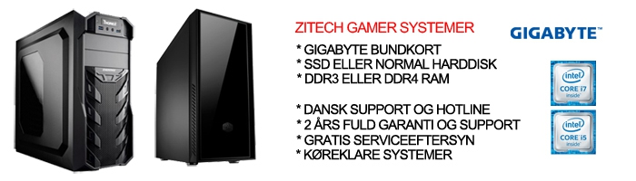 CS Gaming PC'er