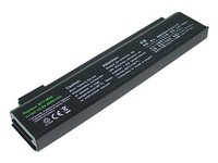 MicroBattery Laptop Battery for LG/MSI