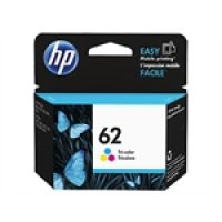 HP Color Inkjet Cartridge No.62
