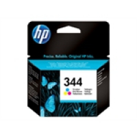 HP Color Inkjet Cartridge No.344 (C9363EE)