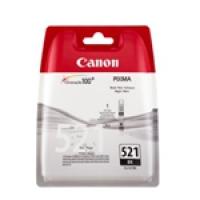Canon Black Inkjet Cartridge (CLI-521BK)