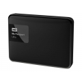 WD My Passport Ultra 2TB ekstern USB3 - Black